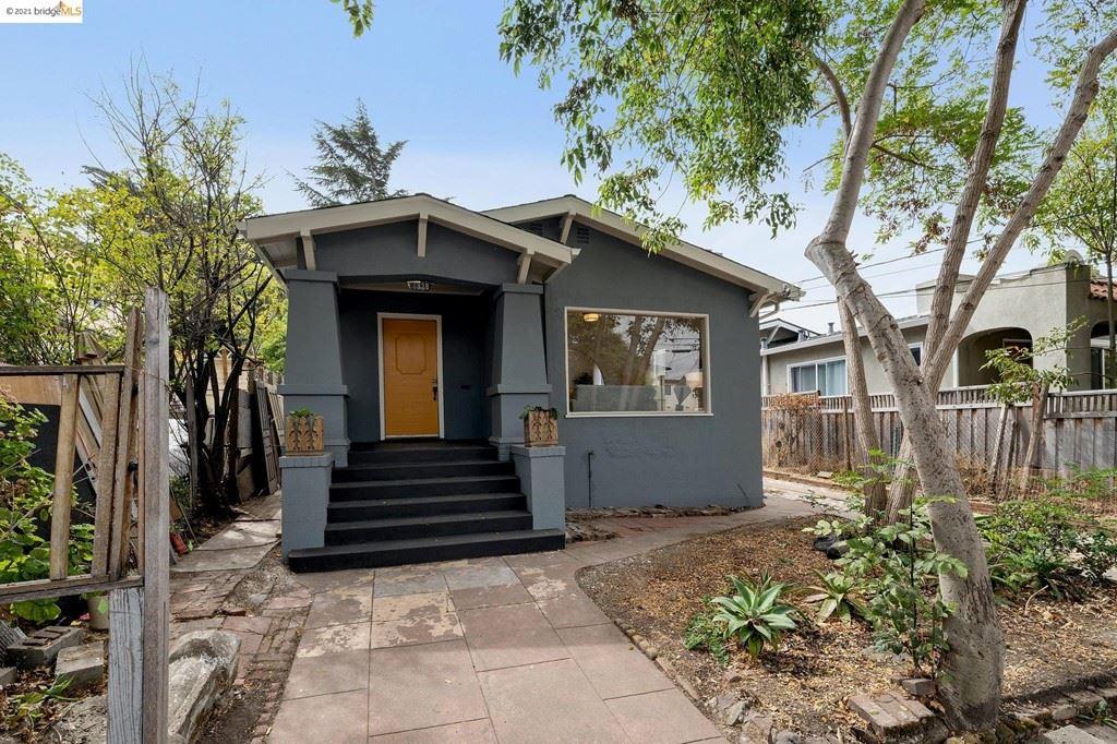 1728 Ward St, Berkeley, CA 94703 - MLS#: 40967389