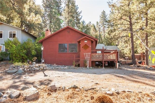 5484 Lone Pine Canyon Road, Wrightwood, CA 92397 - #: CV20223389
