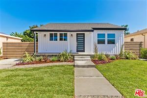 Photo of 11880 LUCILE Street, Culver City, CA 90230 (MLS # 19497390)