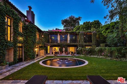 Photo of 1120 La Collina Drive, Beverly Hills, CA 90210 (MLS # 21743390)