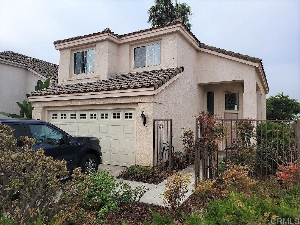 534 Kiley Road, Chula Vista, CA 91910 - MLS#: PTP2106390