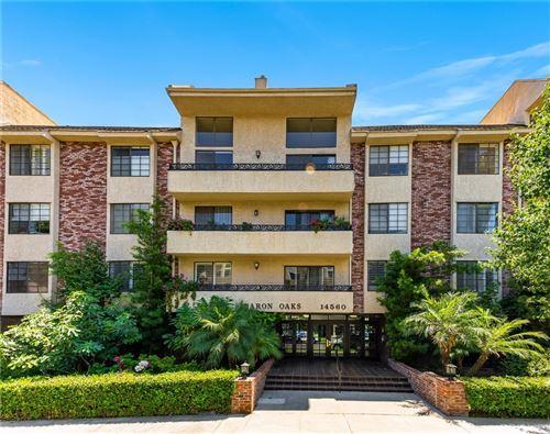 Photo of 14560 Benefit Street #106, Sherman Oaks, CA 91403 (MLS # SR21160391)