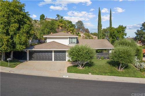 Photo of 1252 Brookview Avenue, Westlake Village, CA 91361 (MLS # SR21186391)