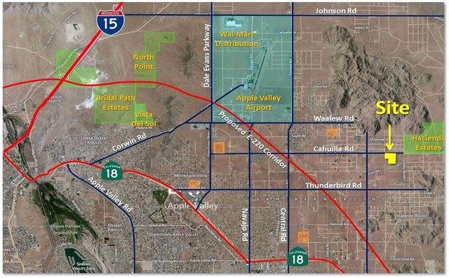 24529 Cahuilla Road, Apple Valley, CA 92307 - #: 515391