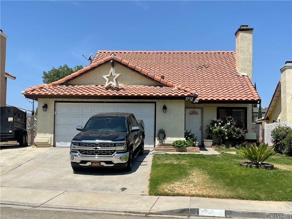 37613 Barrinson Street, Palmdale, CA 93550 - MLS#: SR21158391