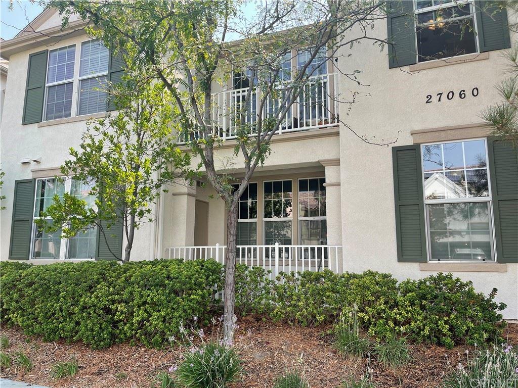 27060 Victoria Lane #107, Valencia, CA 91355 - MLS#: SR21207391