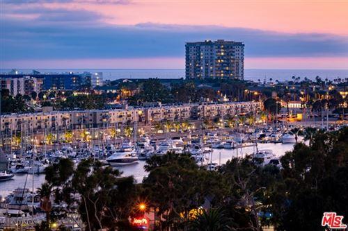 Photo of 13700 MARINA POINTE Drive #1121, Marina del Rey, CA 90292 (MLS # 20603392)