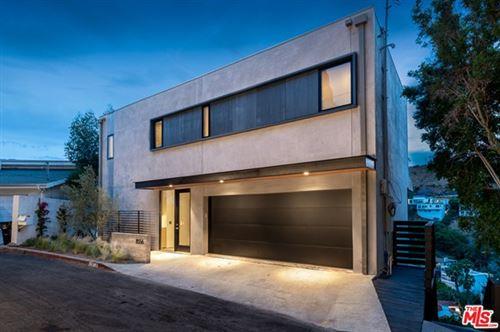 Photo of 8556 FRANKLIN Avenue, Los Angeles, CA 90069 (MLS # 20660392)