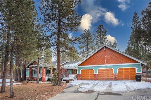 Photo of 2474 Oak Lane, Big Bear, CA 92314 (MLS # EV21007392)