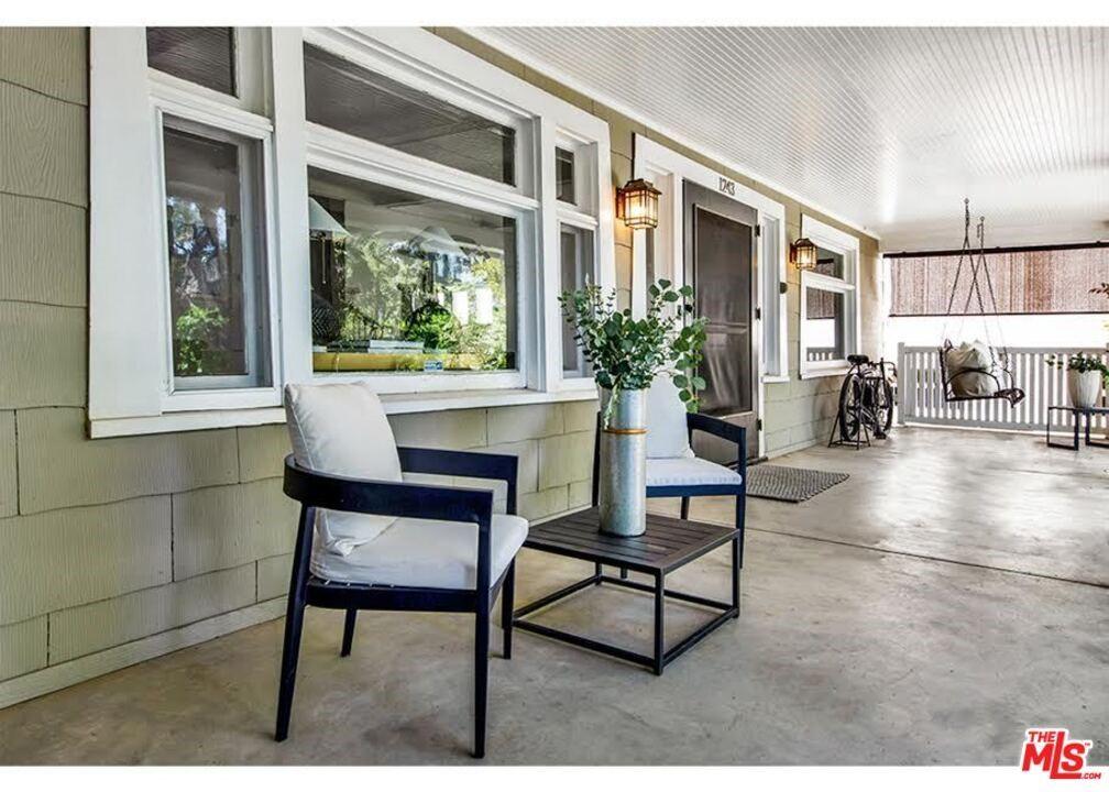 Photo of 1243 N Fuller Avenue, West Hollywood, CA 90046 (MLS # 21727392)