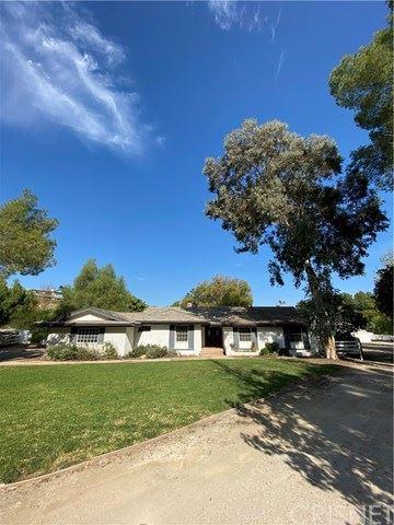 5547 PARADISE VALLEY Road, Hidden Hills, CA 91302 - #: SR20222392