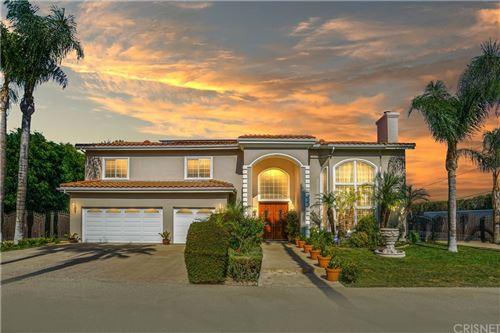 Photo of 11508 Jenny Lane, Granada Hills, CA 91344 (MLS # SR21158393)
