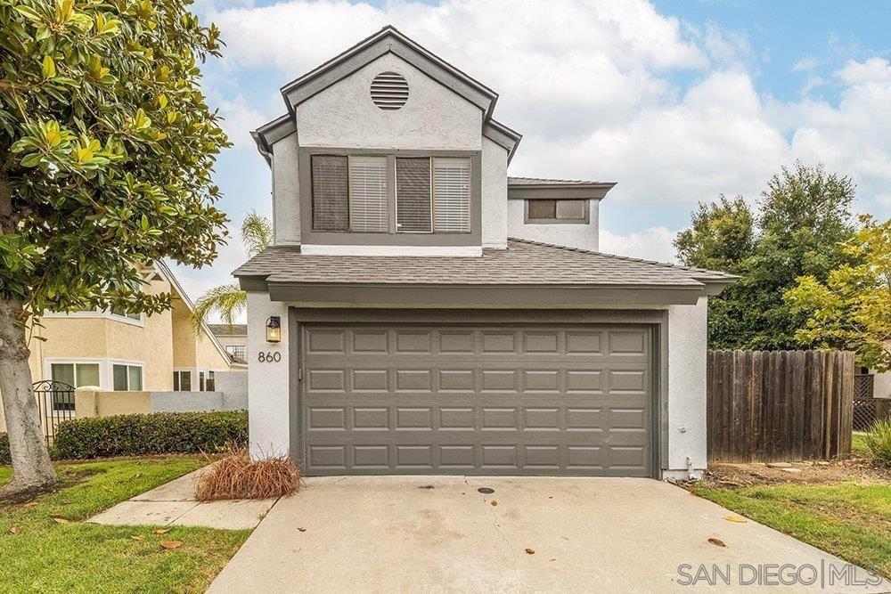 860 Ball Avenue, Escondido, CA 92026 - MLS#: 210021393