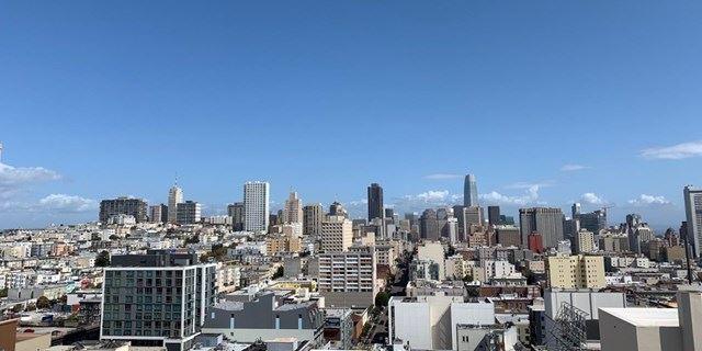 1450 Franklin Street #1007, San Francisco, CA 94109 - #: ML81807393