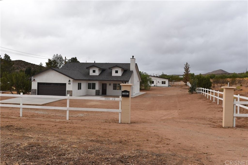 33801 Mcennery Canyon Road, Acton, CA 93510 - MLS#: SR21234393