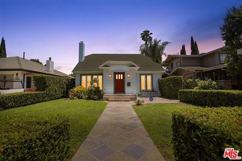 Photo of 574 N Lucerne Boulevard, Los Angeles, CA 90004 (MLS # 21746394)