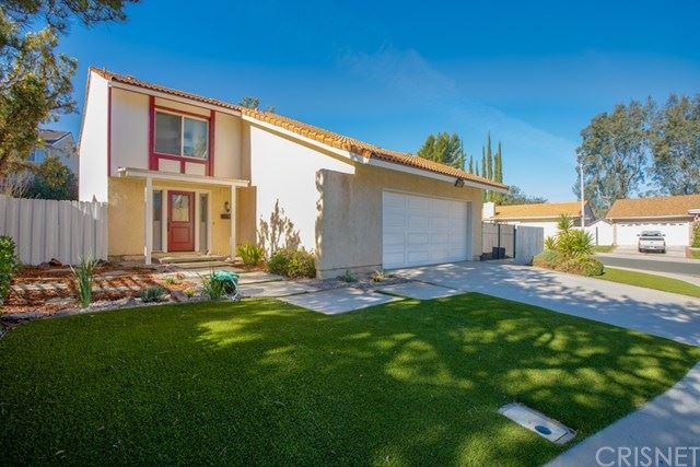 21614 Windsong Court, Santa Clarita, CA 91350 - #: SR21048394