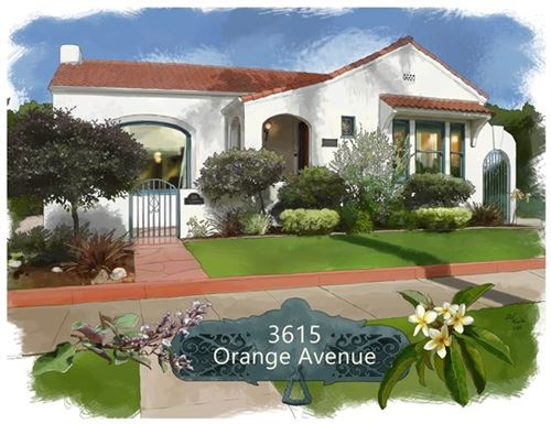 Photo of 3615 Orange Avenue, Long Beach, CA 90807 (MLS # PW20156395)