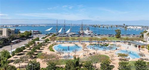 Photo of 1431 Pacific Hwy #709, San Diego, CA 92101 (MLS # 210009396)
