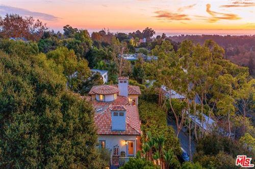 Photo of 1090 Ravoli Drive, Pacific Palisades, CA 90272 (MLS # 21719396)