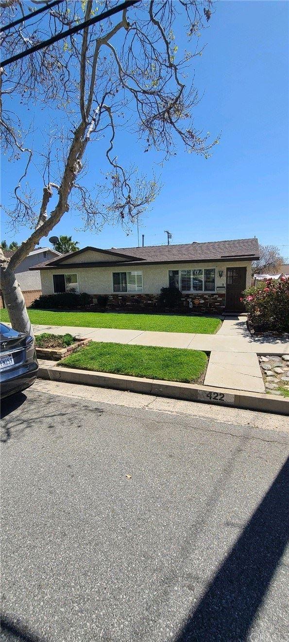 Photo for 422 W 5th Street, San Dimas, CA 91773 (MLS # DW21064396)