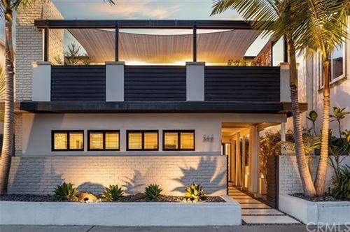 Photo of 243 Walnut Street, Newport Beach, CA 92663 (MLS # OC21060397)