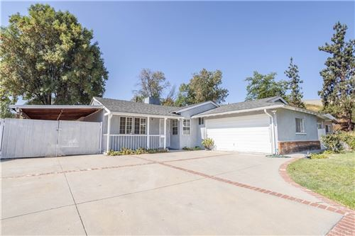 Photo of 16456 Donmetz Street, Granada Hills, CA 91344 (MLS # SR21170397)