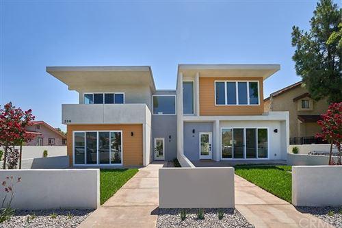 Photo of 206 N Moore Avenue #B, Monterey Park, CA 91754 (MLS # WS20134397)