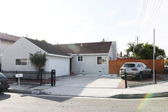 16605 Eric Avenue, Artesia, CA 90703 - MLS#: OC21006397