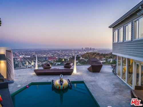 Photo of 8460 Cole Crest Drive, Los Angeles, CA 90046 (MLS # 20611398)
