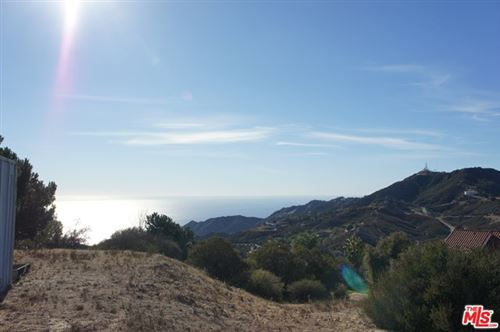 Photo of 0 Sadie, Malibu, CA 90265 (MLS # 20672398)