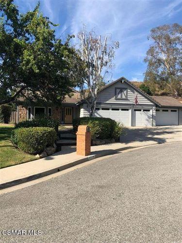 Photo of 3579 Claybourne Court, Newbury Park, CA 91320 (MLS # 220011398)