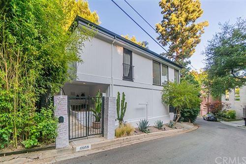 Photo of 10059 Westwanda Drive, Beverly Hills, CA 90210 (MLS # PW20145398)