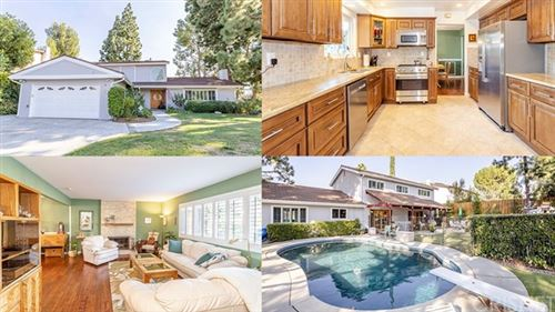 Photo of 17048 Jeanine Place, Granada Hills, CA 91344 (MLS # SR20222398)