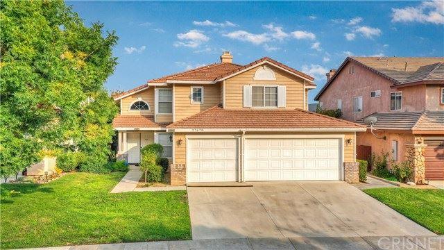 27678 Ron Ridge Drive, Santa Clarita, CA 91350 - MLS#: SR20209398