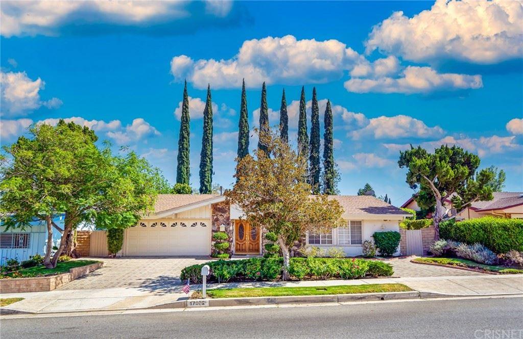 17172 Sesnon Boulevard, Granada Hills, CA 91344 - MLS#: SR21157398