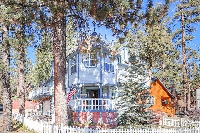 42728 Cougar Road, Big Bear Lake, CA 92315 - #: 219058363PS
