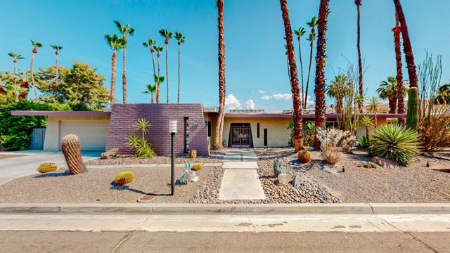 5337 E Lakeside Drive, Palm Springs, CA 92264 - MLS#: 219064483PS