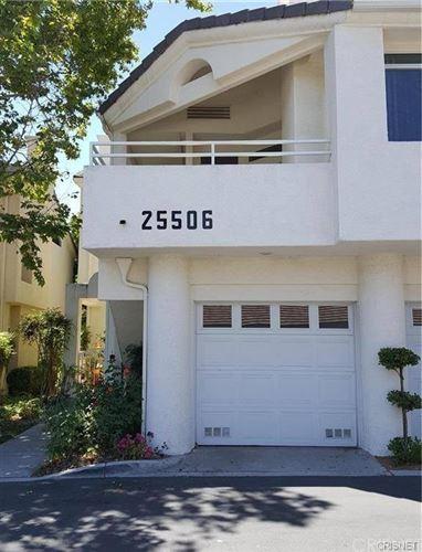 Photo of 25506 Hemingway Avenue #C, Stevenson Ranch, CA 91381 (MLS # SR21016400)