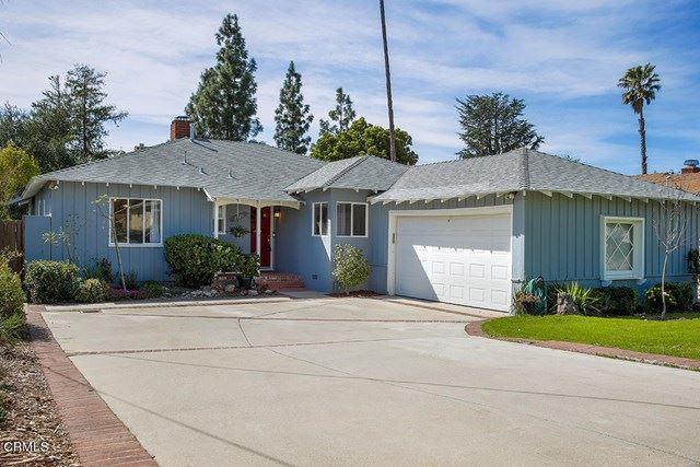 Photo of 3920 El Caminito, Glendale, CA 91214 (MLS # P1-3401)