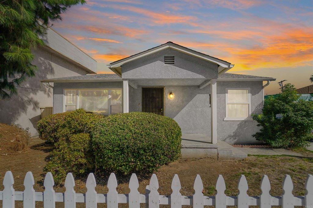 215 S Sunshine Avenue, El Cajon, CA 92020 - MLS#: PTP2107401
