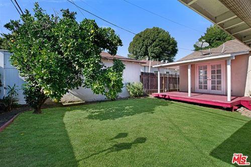 Photo of 9408 Cattaraugus Avenue, Los Angeles, CA 90034 (MLS # 20658402)