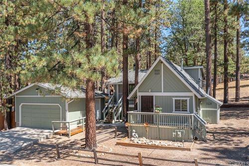 Photo of 39873 Crocus Drive, Big Bear, CA 92315 (MLS # EV21199402)