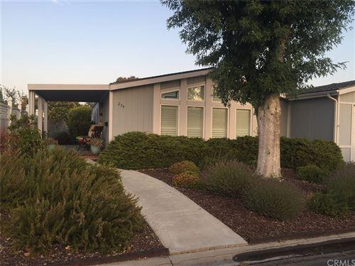 Photo of 234 Partridge Avenue, Paso Robles, CA 93446 (MLS # NS21161402)