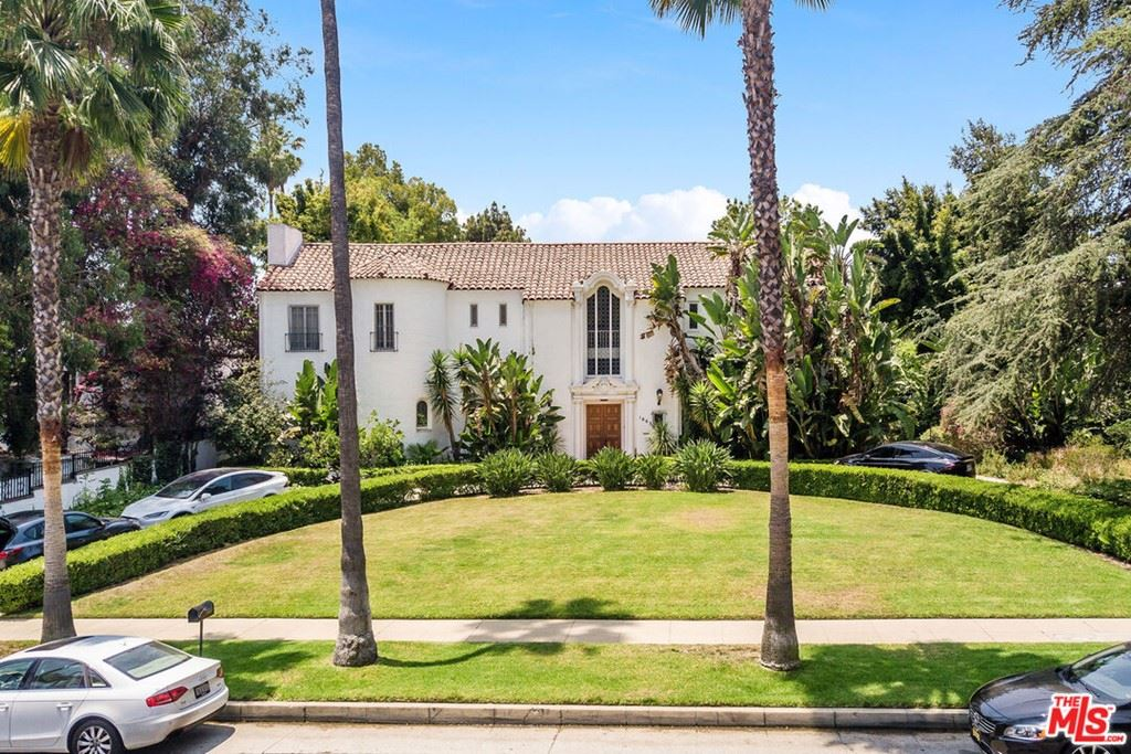 Photo of 1003 Benedict Canyon Drive, Beverly Hills, CA 90210 (MLS # 21763402)