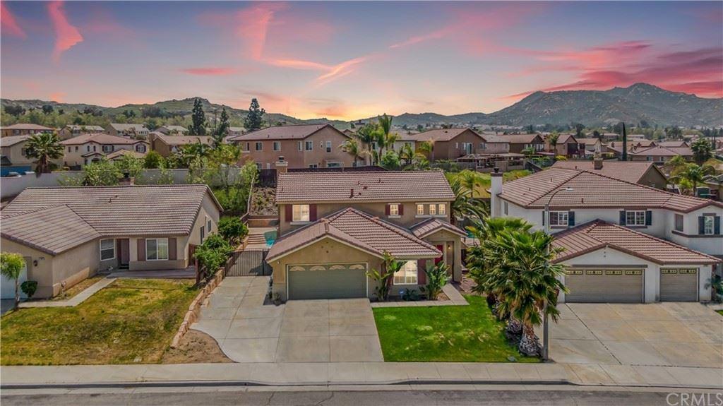 27827 Via De La Real, Moreno Valley, CA 92555 - MLS#: EV21070402
