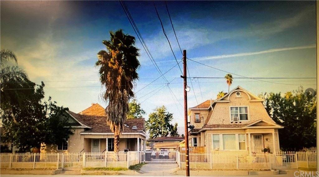 316 W 9th Street, San Bernardino, CA 92401 - MLS#: IV21205402