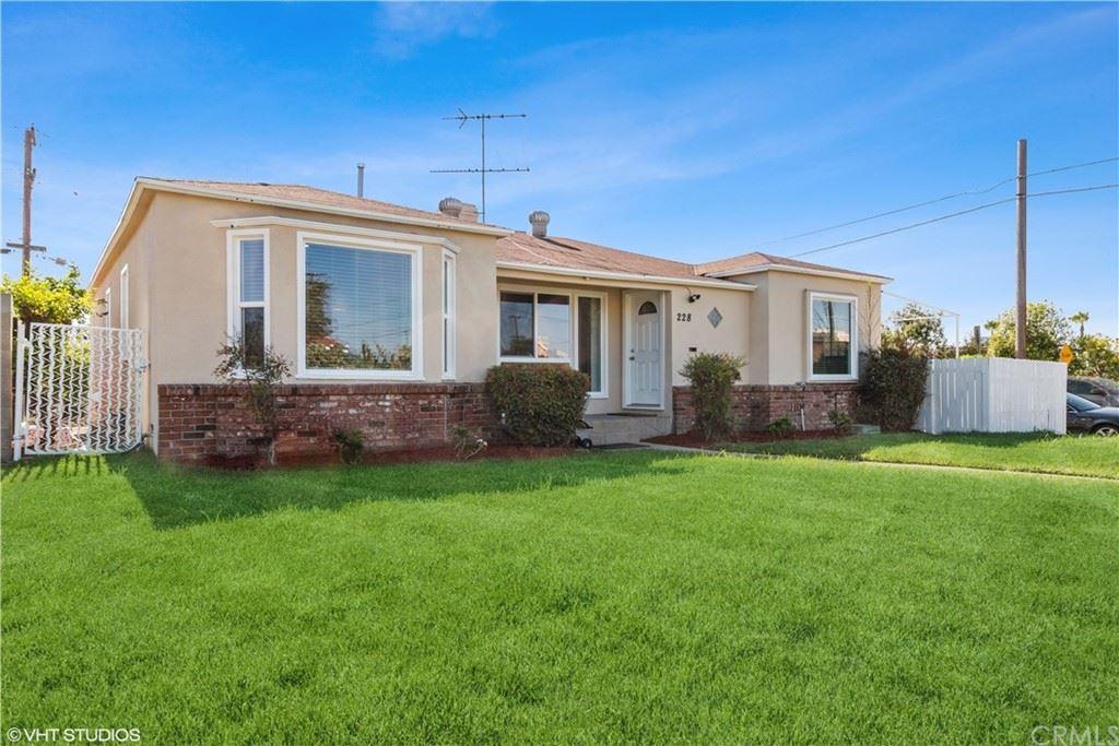 228 S Woods Avenue, East Los Angeles, CA 90022 - MLS#: TR21165402