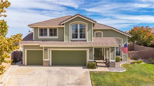 Photo of 38742 Highmeadow Drive, Palmdale, CA 93551 (MLS # SR21233403)