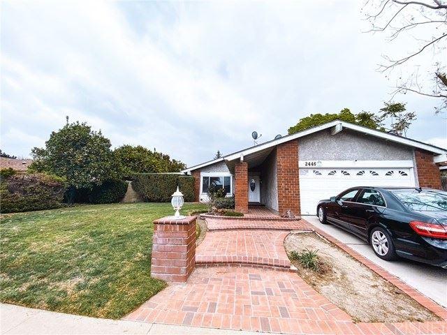 2446 Burlingham Place, Simi Valley, CA 93063 - MLS#: SR21076403